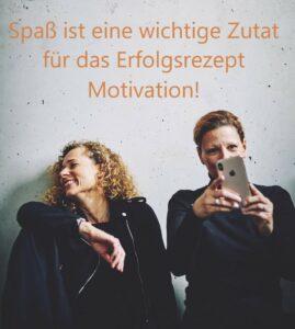 Motivation, Spaß, Erfolg, Regina Kirschke Braunschweig